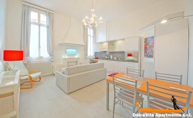 Appartamento per vacanze di design a venezia for Appartamenti di design
