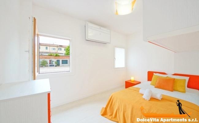 Appartamento per vacanze giudecca con 2 camere da letto for Appartamento con 2 camere da letto