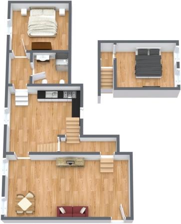 Planimetria Appartamento N.139