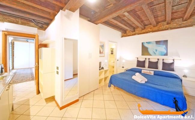 Romantico monolocale a venezia per vacanze appartamenti for Monolocale a venezia