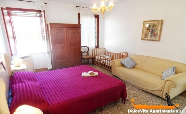 Affitto Ravenna 3 Camere Da Letto : Affitto appartamento venezia con camere da letto
