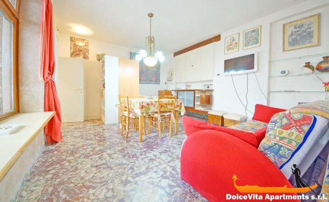 Appartamento in affitto a venezia con giardino per 4 - Giardino interno appartamento ...