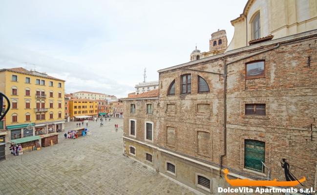 Appartamento economico a venezia per 5 persone for Soggiorno a venezia economico