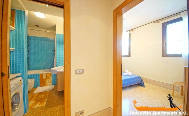 Appartamento a venezia con terrazza sul canal grande for Terrazza panoramica venezia