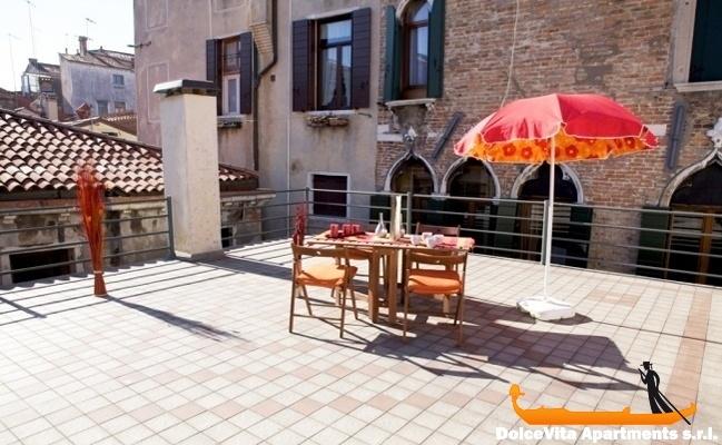 appartamento economico a venezia per 8 persone