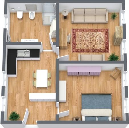 Planimetria Appartamento N.183