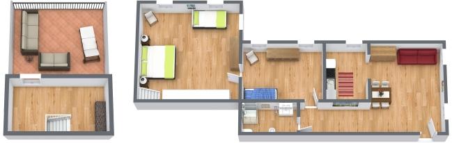 Planimetria Appartamento N.441